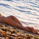 sun tanning, ass, beach, argentina, bikini, thong, hot ass, sea wallpaper