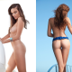 lee-ann roberts, playboy, collage, tits, brunette, ass, nude, sexy wallpaper