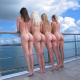 anikka albrite, riley reid, lena nicole, cherie deville, four girls, nude, ass, wet ass, back, tattoo, butt, buttocks, asses, four asses, whores, elastic ass wallpaper