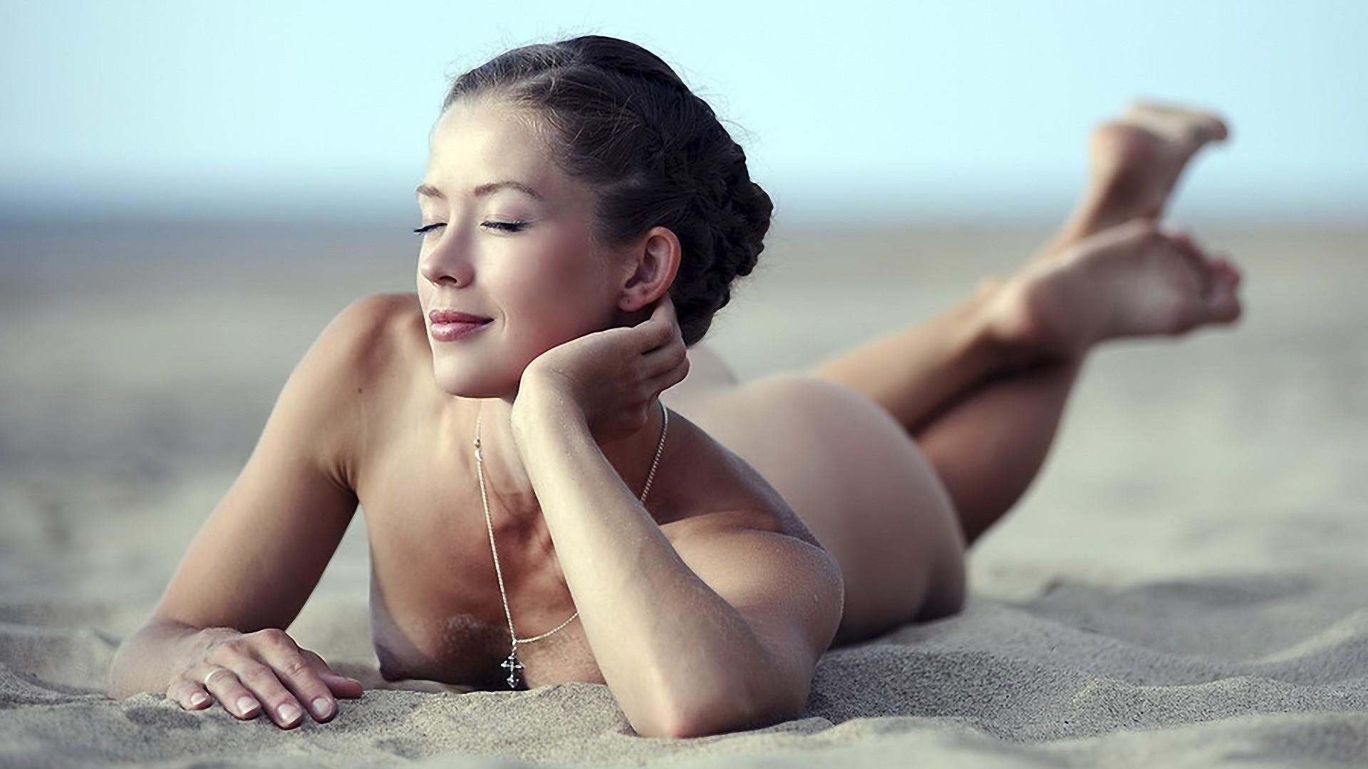 nude beach ass Family