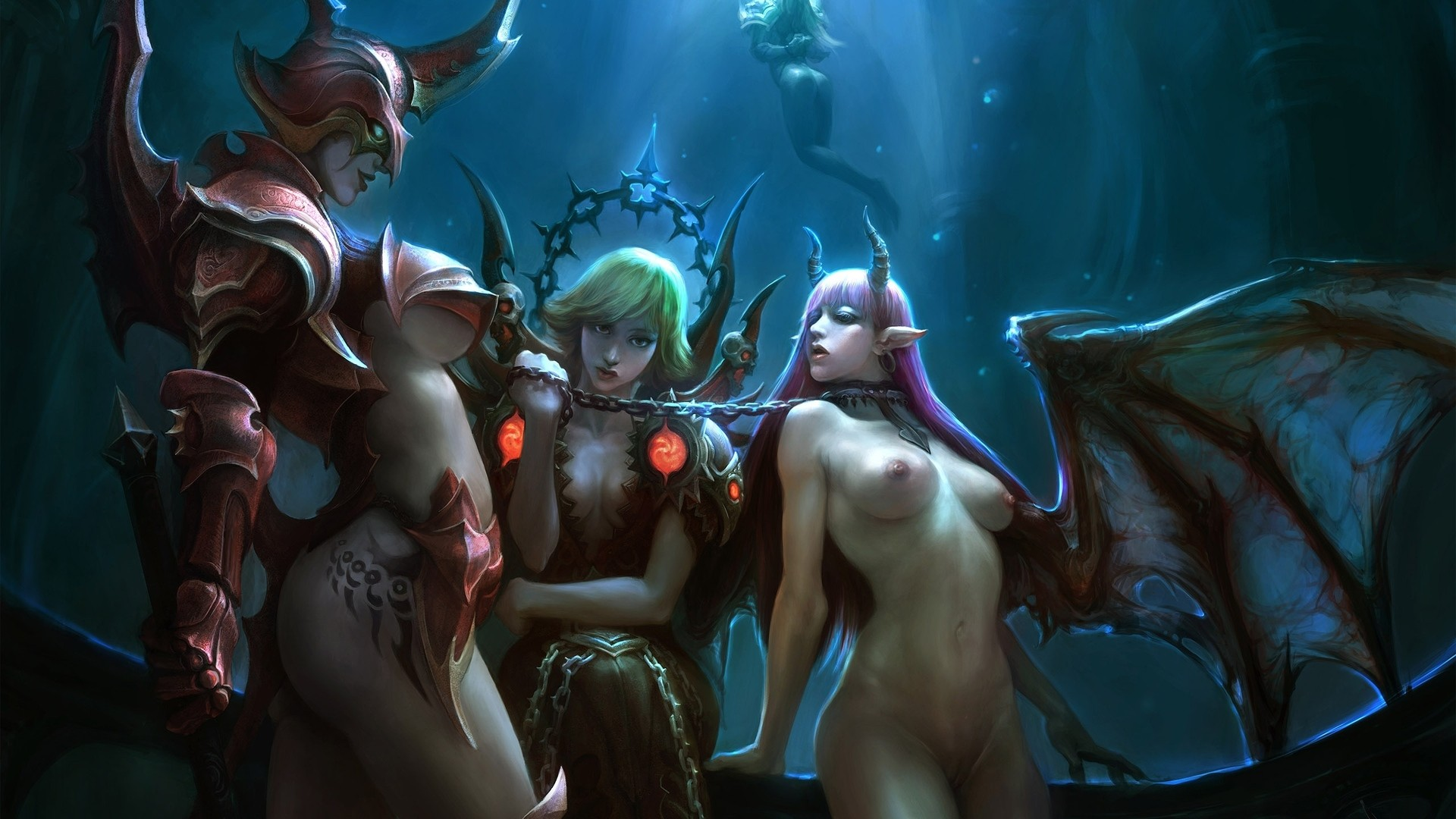 Succubus full naked pornos picture