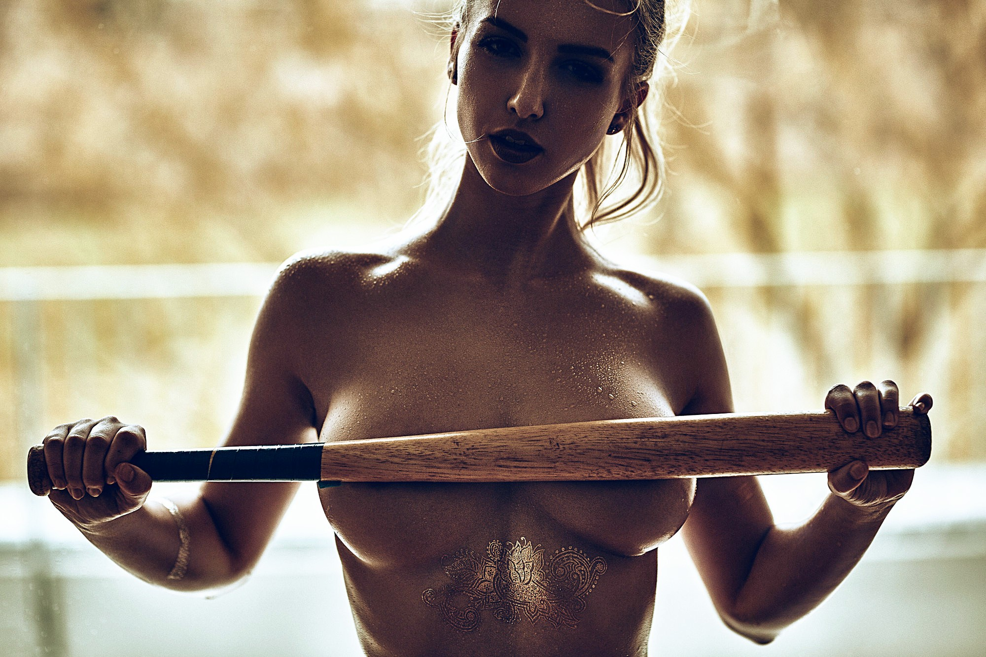 Baseball Tits 18