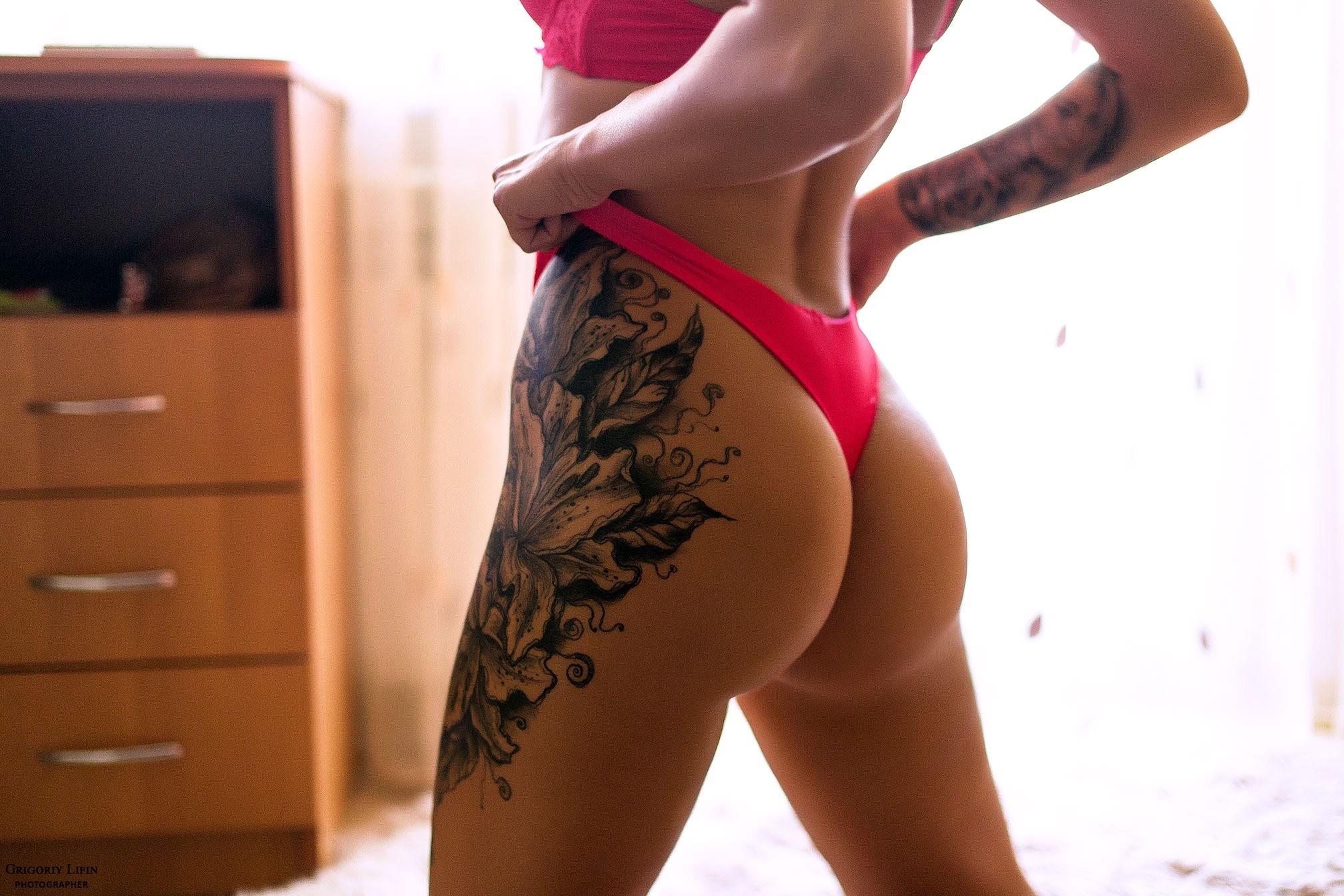 erotic tattoo