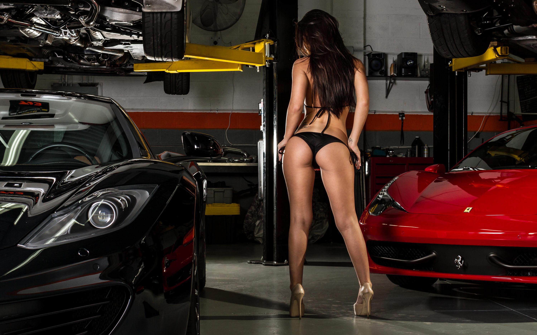 Супер фото девушек и авто 2 фотография