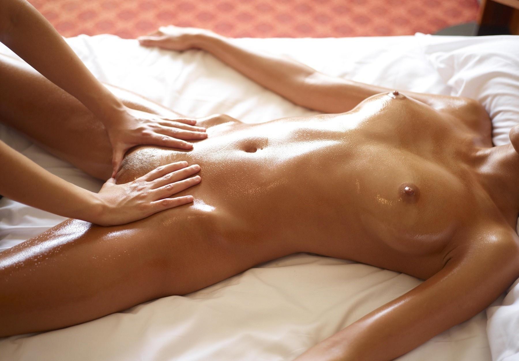 Красивый сексуальный массаж фото