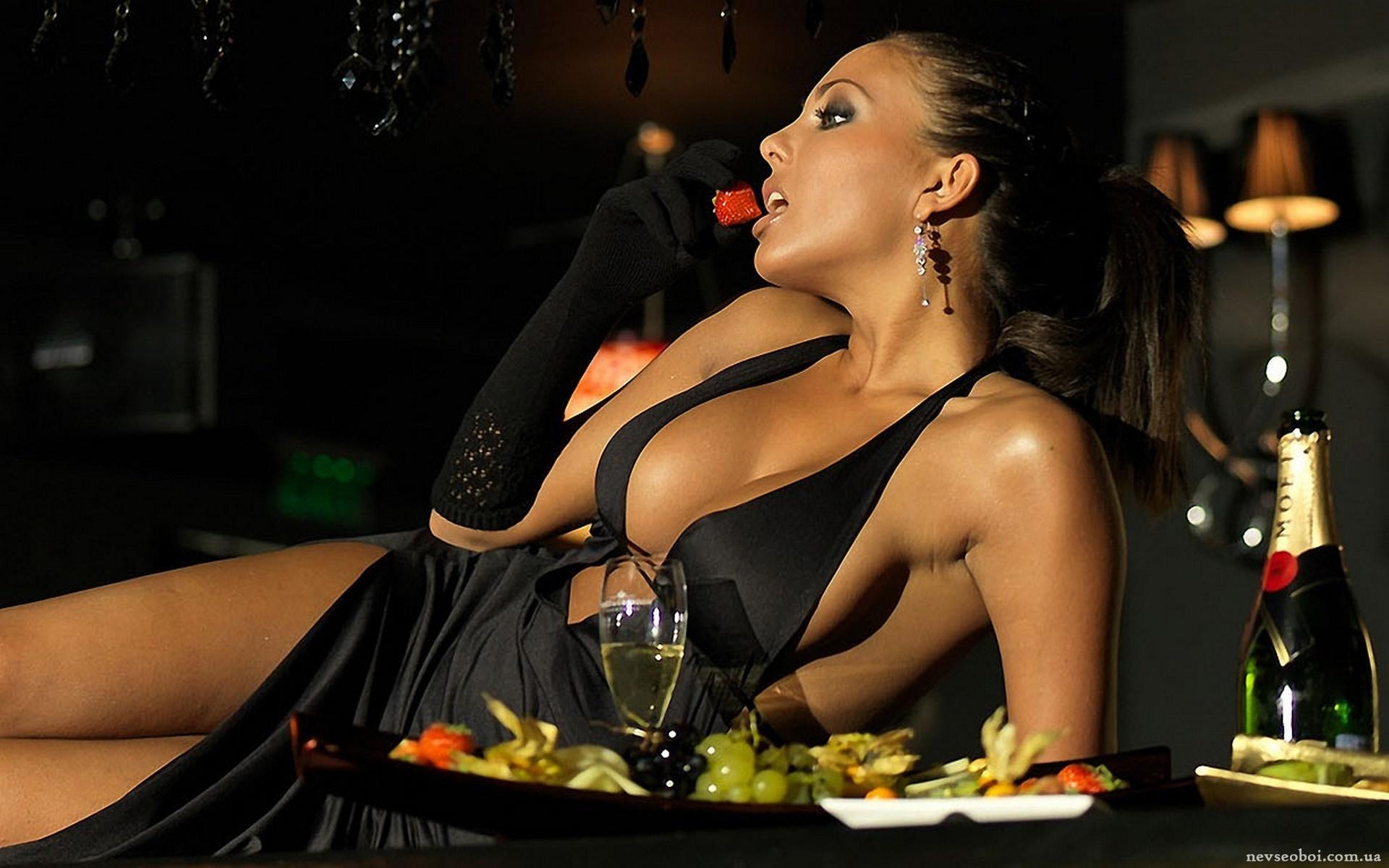 Сборка выпивших стервозных женщин  265377