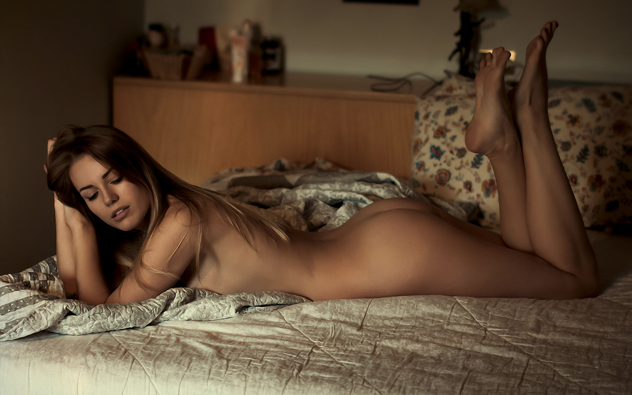 Naked chicks in the bedroom, bianca beauchamp nude white