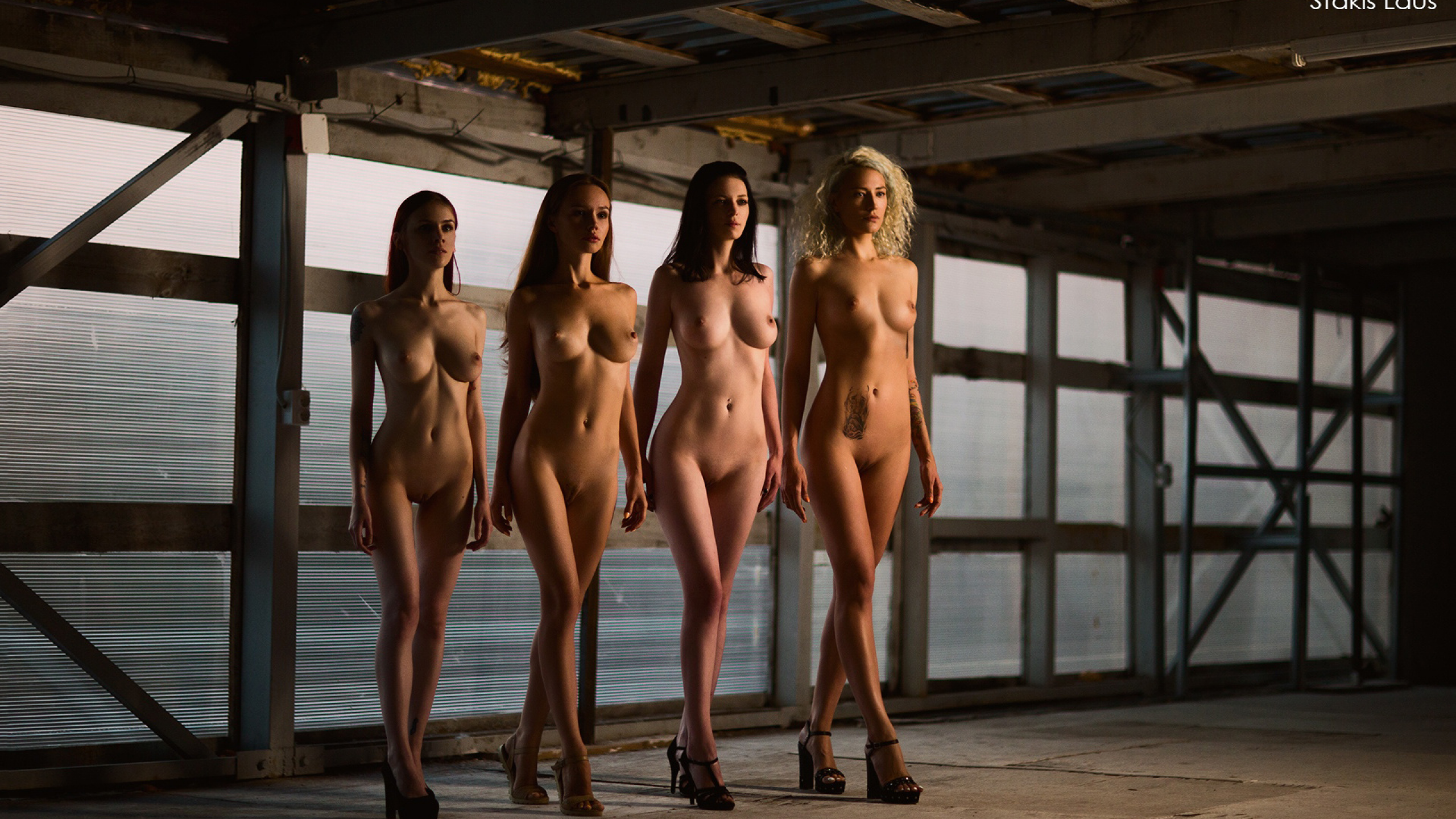 Naked girls from hollywood
