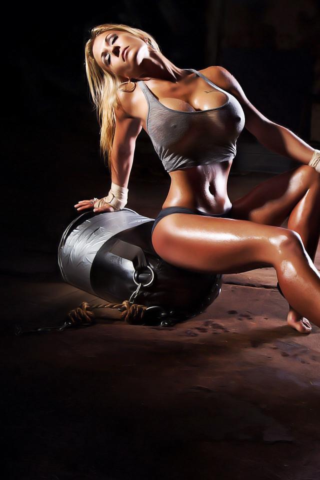 Porno fitness model Fitness Model