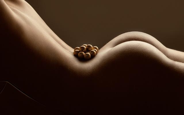 Erotic nude art ass