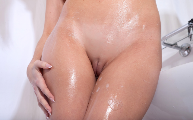 Shaved pussy wallpaper