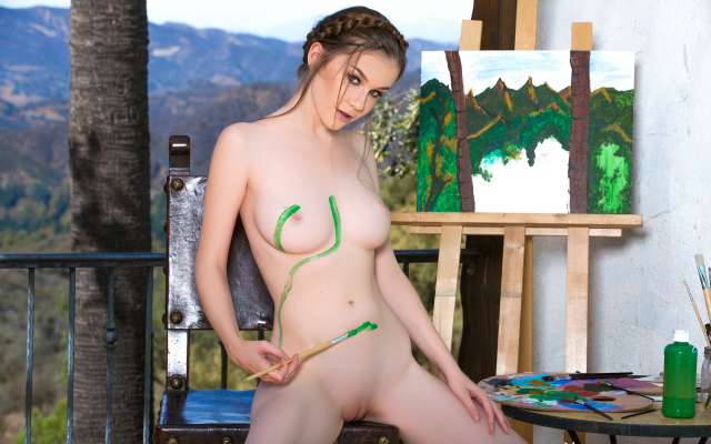 Emily bloom boobs