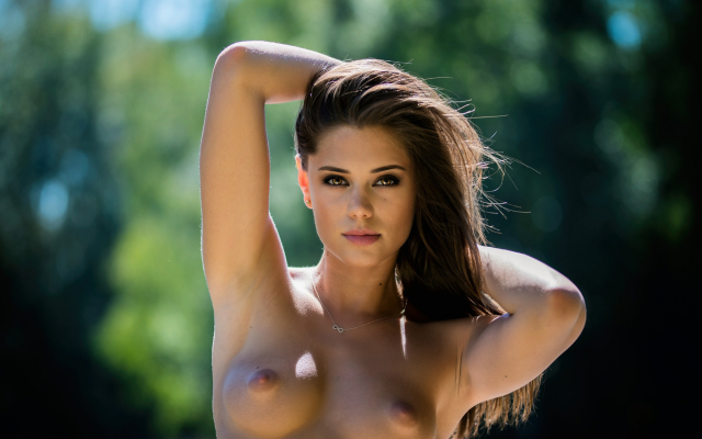 Caprice boobs