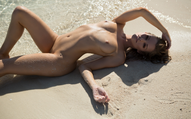 2739x1826 pix. Wallpaper olivia preston, playboy, wet, beach, naked, pussy, sexy, hot, trimmed pussy, boobs, tits, nipples, tanned