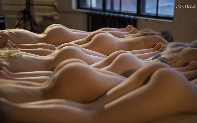girls ass naked