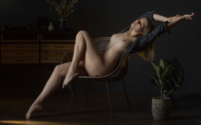 2560x1440 pix. Wallpaper legs, feet, tits, boobs, naked, closed eyes