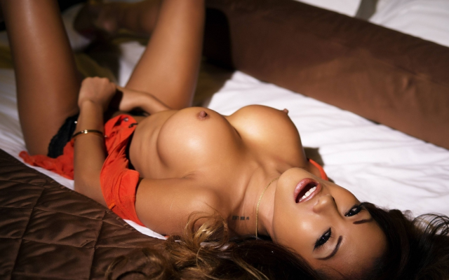 1920x1080 pix. Wallpaper cj miles, asian, boobs, tanned, big tits, nipples, brunette