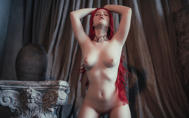 Nude melisandre 'Game of