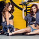 ali rose, elizabeth marxs, model, pornstar, black bra, brunette, sexy, garage wallpaper