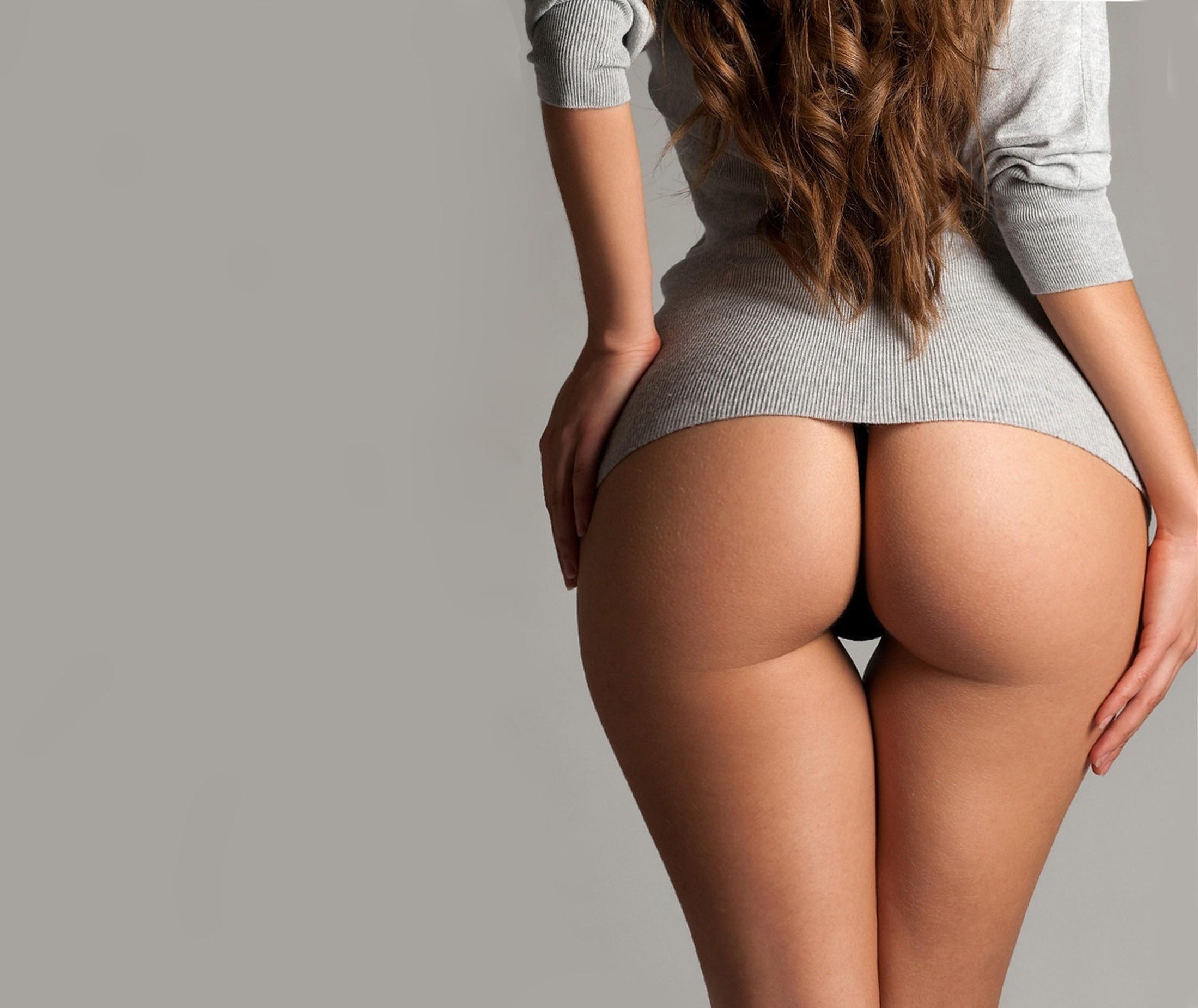Download 2199x1850 lingerie, girl, beautiful, back, ass ...