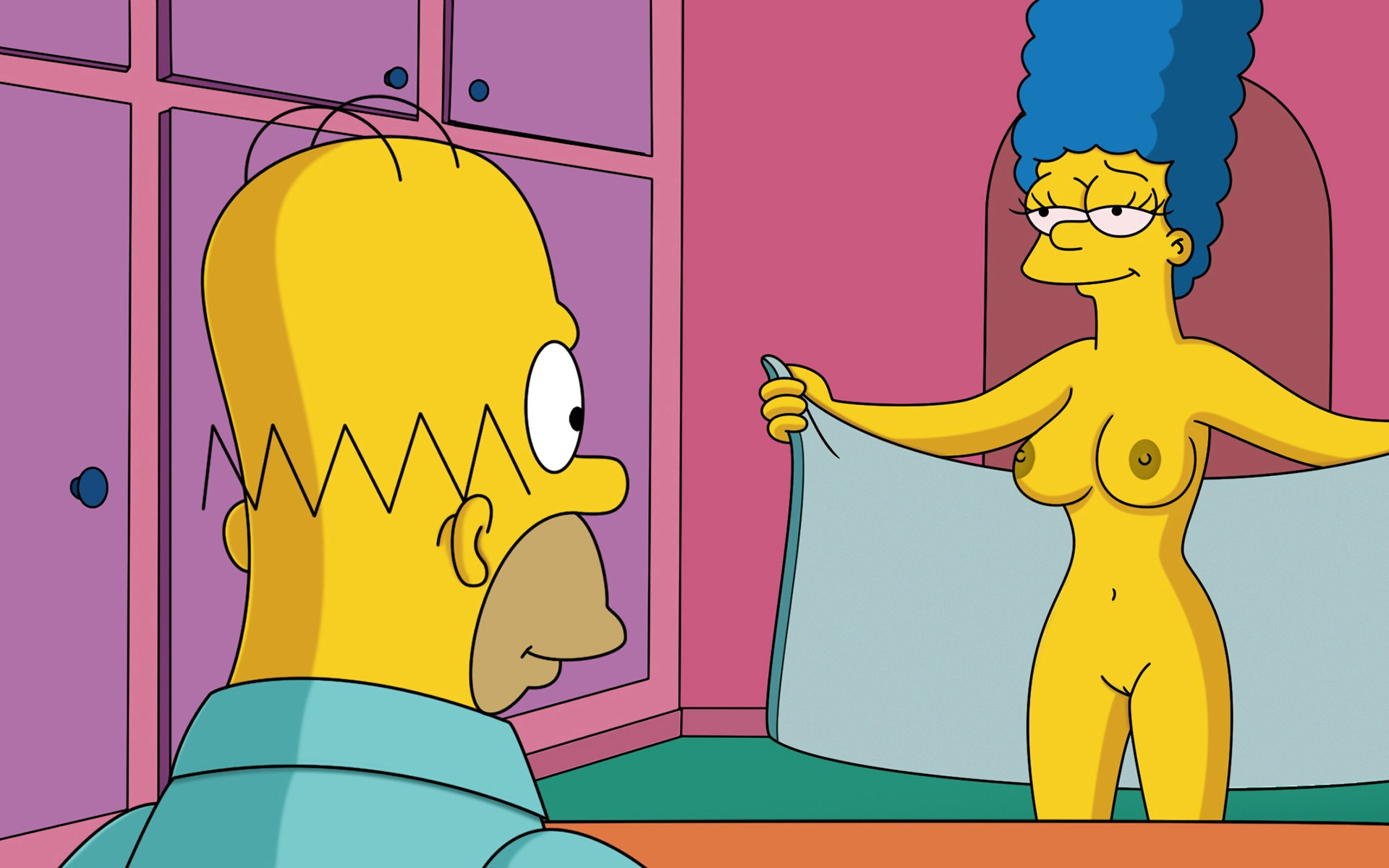 Marge nude regret