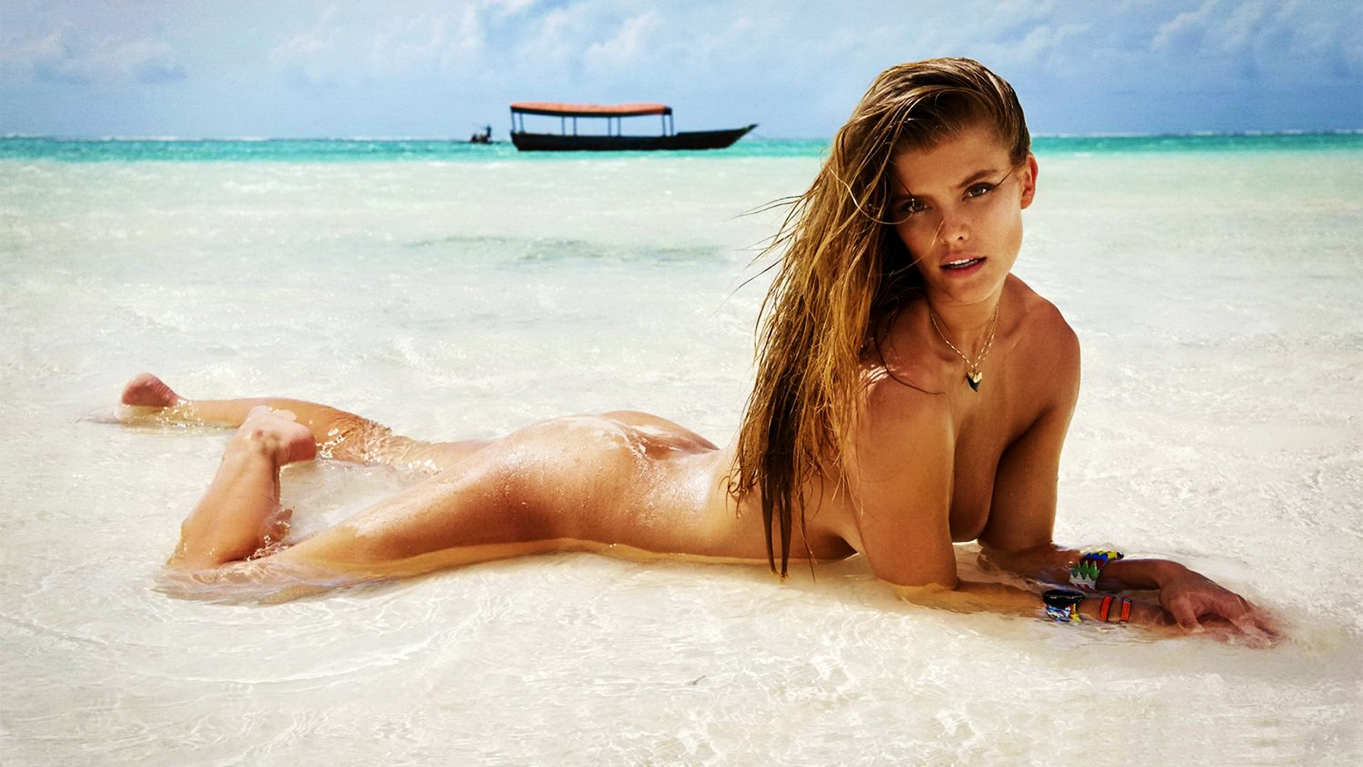 Vidéo!! wild vicky nude