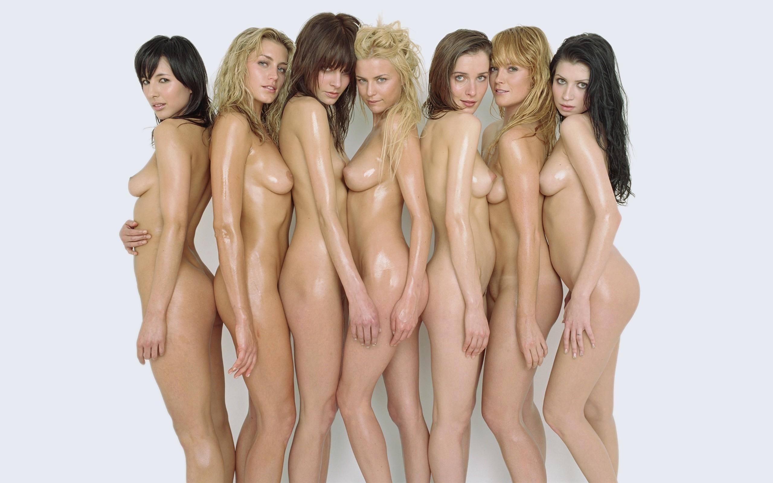 Naked Wallpaper