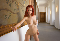 wallpaper Ariel topless
