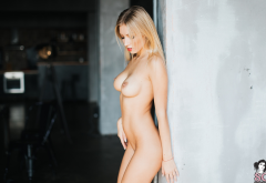 killer katrin, suicide girls, naked, tits, boobs, nipples, blonde wallpaper
