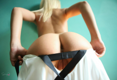 candice brielle, ass, anus, labia, pussy, blonde, shaved pussy wallpaper