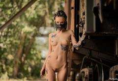 Dreadlocks nude
